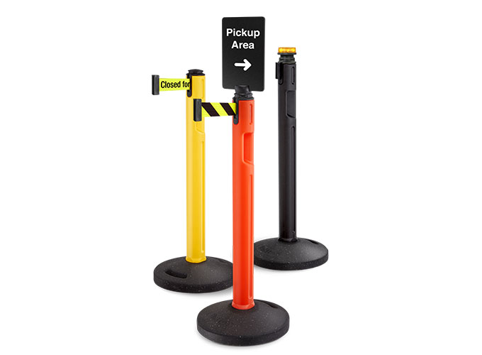 Tempest Outdoor Stanchions